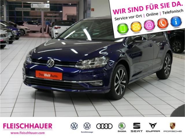 Volkswagen Golf VII IQ.DRIVE 1.0 TSI NAVI KLIMA SHZ PDC ACC, Jahr 2019, Benzin
