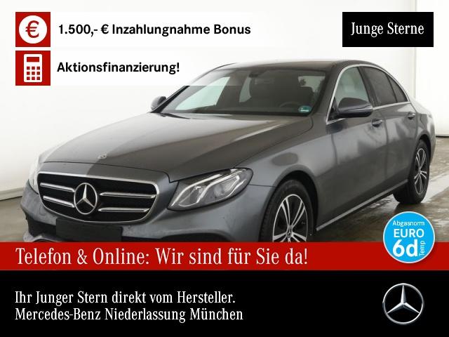 Mercedes-Benz E 200 Avantgarde LED.get.Glas.SpiegelP.Totw., Jahr 2020, Benzin