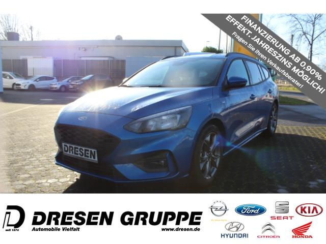 Ford Focus Turnier ST-Line 1.5 EcoBoost EU6d-T Navi/Klima/Parkhilfe, Jahr 2019, Benzin