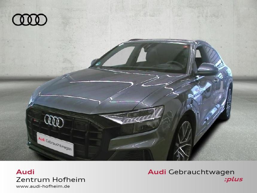 Audi SQ8 4.0 TDI qu. tiptr. 320kW*Matrix*Navi*Luft*B&, Jahr 2019, Diesel