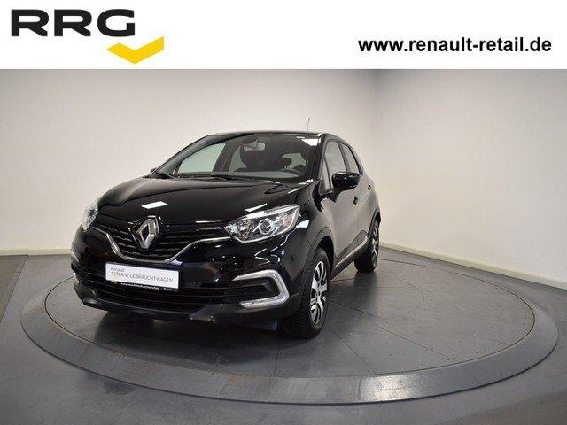 Renault Captur 1.3 TCe 130 EU6d-T Limited TÜV, AU und In, Jahr 2019, Benzin