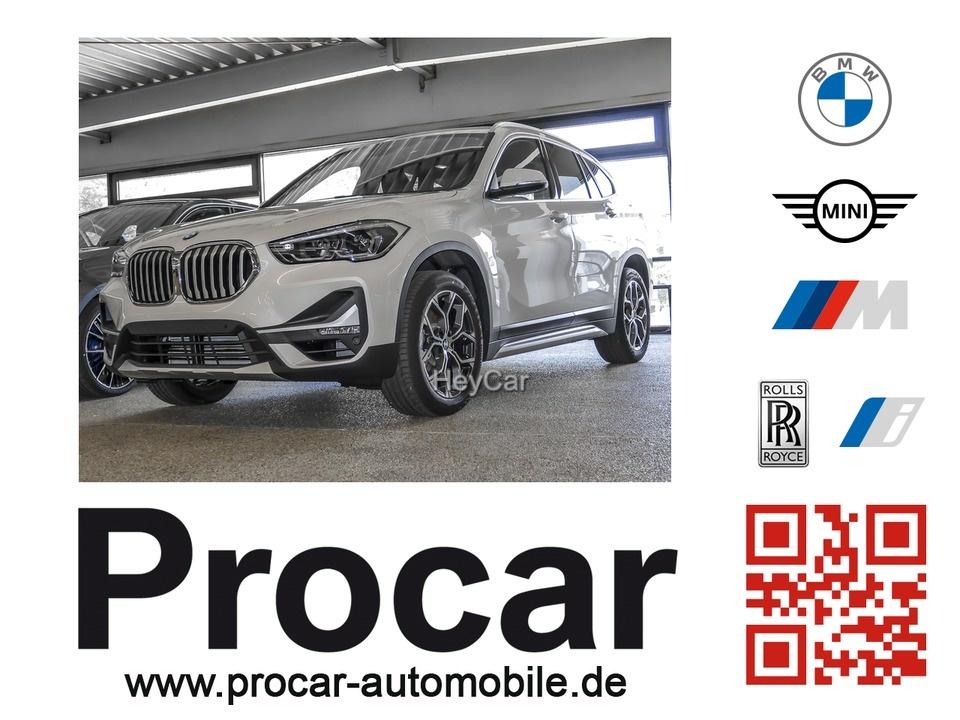 BMW X1 sDrive20i xLine Klimaaut. Sportsitze AHK, Jahr 2020, Benzin