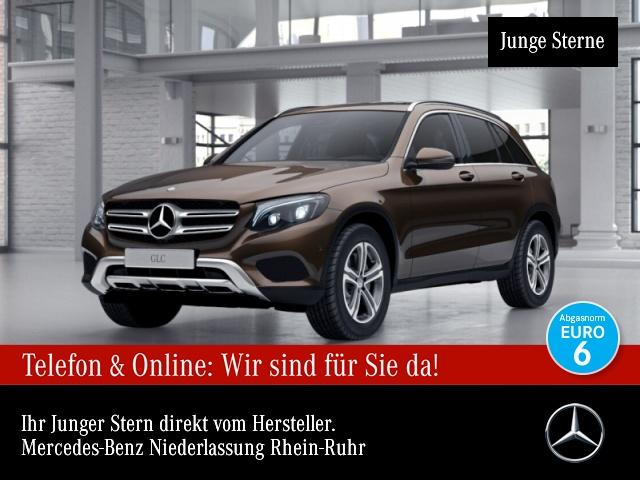 Mercedes-Benz GLC 220 d 4M COMAND HUD AHK Kamera EDW SpurPak PTS, Jahr 2016, Diesel