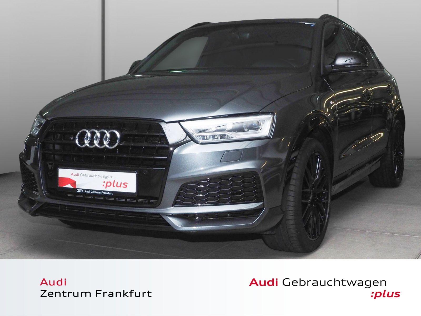 Audi Q3 1.4 TFSI S tronic S line Navi LED PDC, Jahr 2017, Benzin