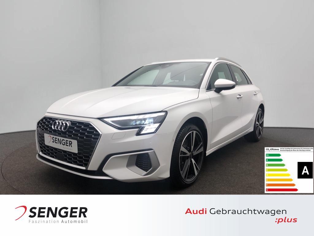 Audi A3 Sportback advanced 35 TFSI Autom. Matrix-LED, Jahr 2021, Benzin