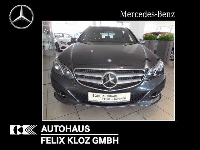 Mercedes-Benz E 400 T 4M Avantgarde AHK ILS H&K COMAND FAP 360, Jahr 2015, Benzin