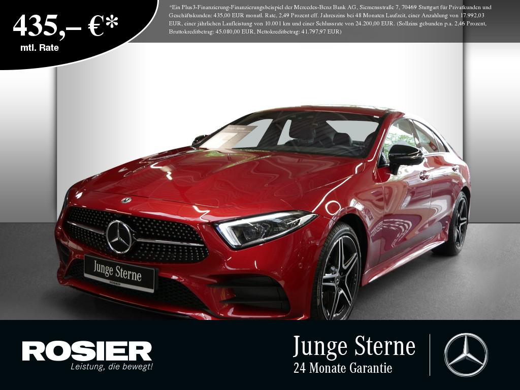 Mercedes-Benz CLS 300 d, Jahr 2020, Diesel