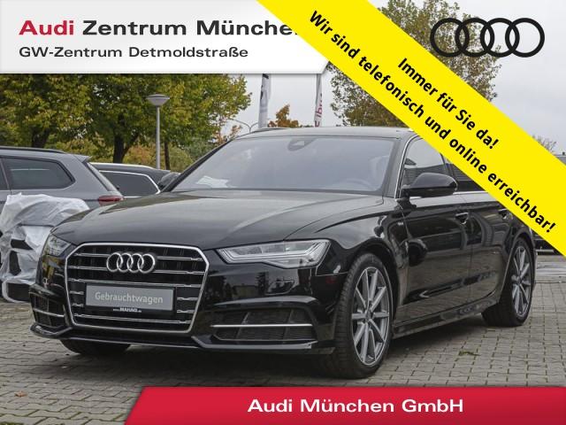 Audi A6 Avant 2.0 TDI S-line Rückfahrk./Navi/Leder/Sitzhzg./Navi/PDC/LED/Tempomat S-tronic, Jahr 2017, Diesel