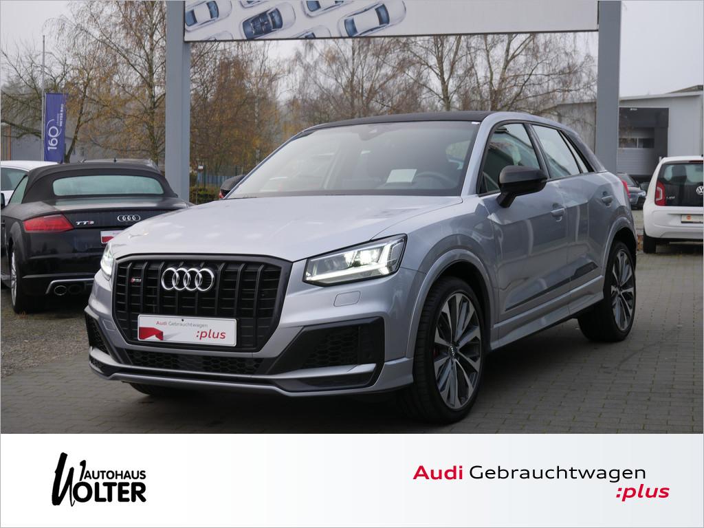 Audi SQ2 FSI 2.0 TFSI quattro, Jahr 2019, Benzin