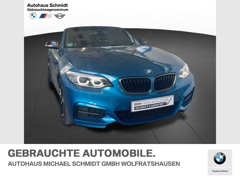 BMW M240i Harman Kardon*Memory*DAB*Kamera* HK HiFi, Jahr 2020, Benzin