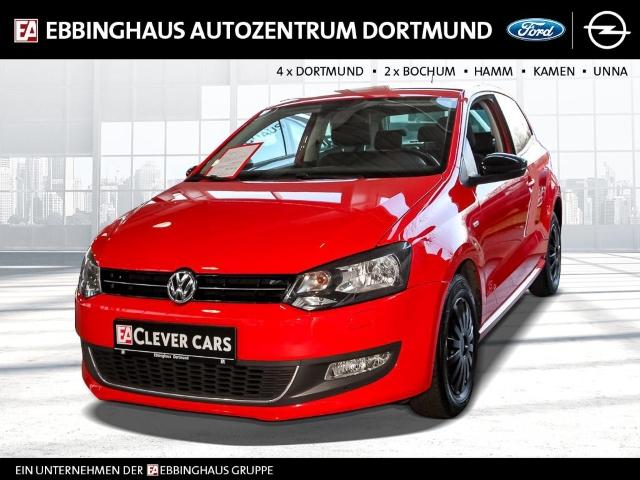 Volkswagen Polo V Match 1.2 KLIMA SHZ TEMP PDC RADIO NSW, Jahr 2013, Benzin