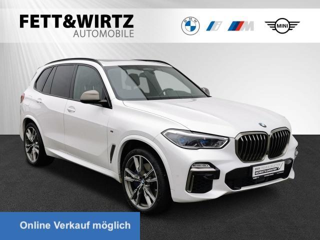 BMW X5 M50i 22'' GSD Laser ACC B&W LR ab 975,- br.o.A, Jahr 2019, Benzin