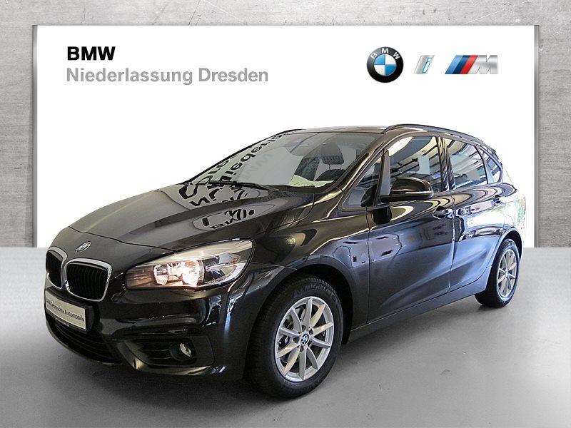 BMW 216d Active Tourer EURO6 Advantage Tempomat Klimaaut. Shz, Jahr 2016, Diesel