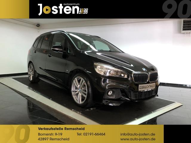 BMW 220 Gran Tourer M Sport HUD Leder Navi LED 7-Sitz, Jahr 2016, Benzin