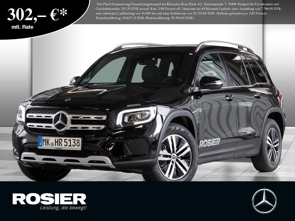 Mercedes-Benz GLB 180, Jahr 2021, Benzin