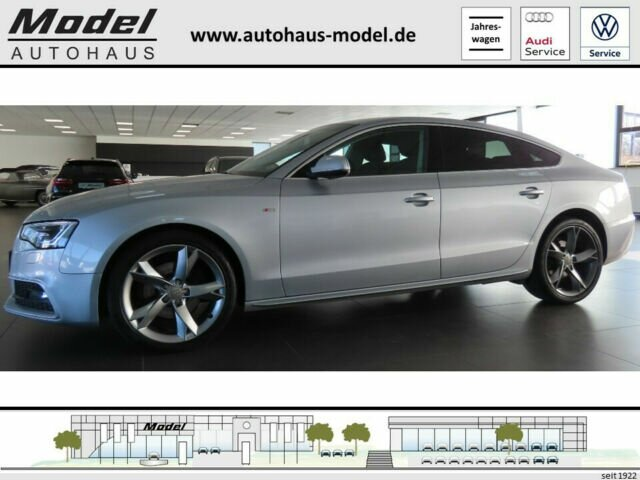Audi A5 Sportback 1.8 TFSI   S line Selection   Xenon, Jahr 2017, Benzin