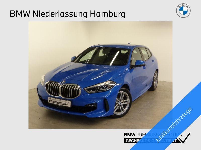 BMW 118i M Sport HiFi DAB LED Fl.Ass. Alarm Shz PDC, Jahr 2019, Benzin