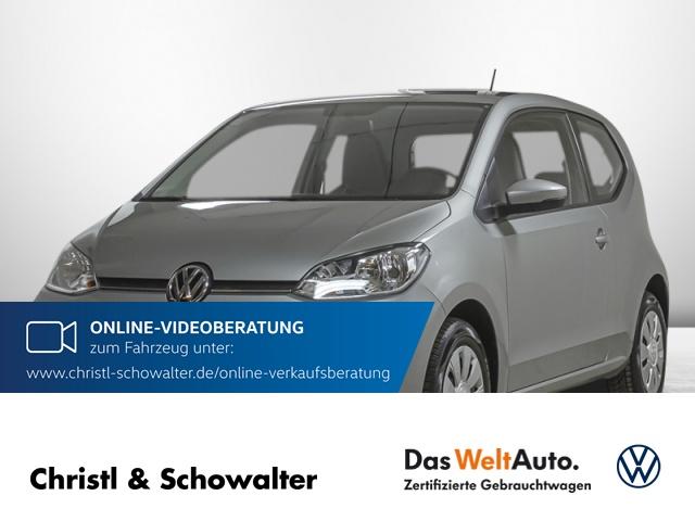 Volkswagen up! move up! 1.0 Klimaanlage Bluetooth Klima, Jahr 2018, Benzin