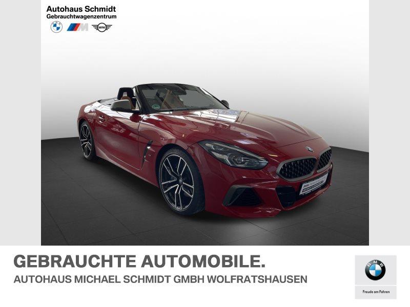 BMW Z4 M40i M Fahrwerk*Harman Kardon*Head Up*Driving Assistant*, Jahr 2020, Benzin