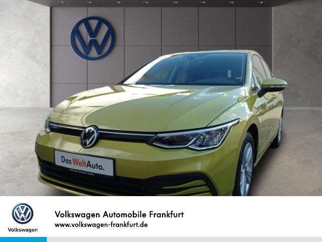 "Volkswagen Golf VIII 1.5 TSI LIFE Navi Alu16"" Winterpaket, Jahr 2020, petrol"