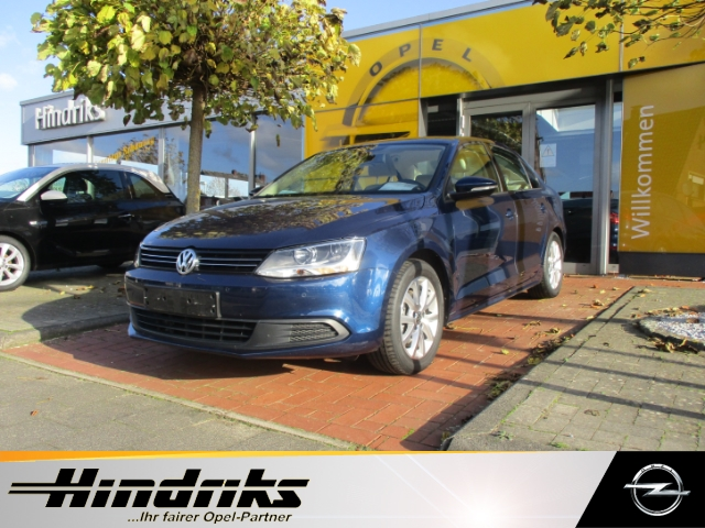 Volkswagen Jetta VI Comfortline 1.4 TSI Navi Alu AHK. PDCv+h. Tagfahrlicht Klimaautomatik, Jahr 2013, Benzin