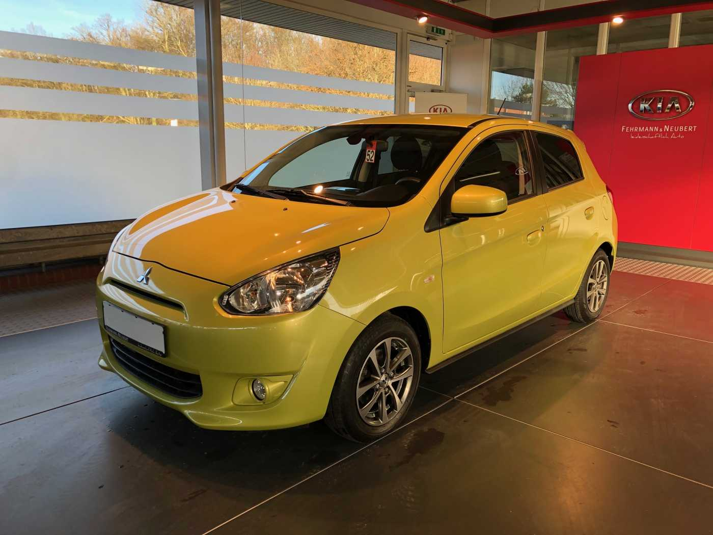 Mitsubishi Space Star 1.2 Clear Tec Diamant Edition+, Jahr 2015, Benzin