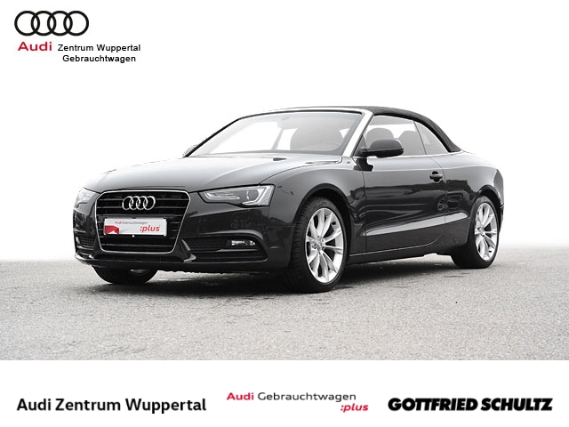 Audi A5 Cabrio 1.8TFSI LEDER CONNECT SHZ NAV MUFU XEN PDC VO HI 18ZOLL, Jahr 2016, Benzin