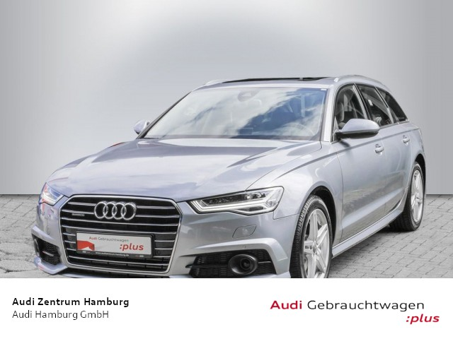 Audi A6 Avant 3,0 TDI quattro S tronic MATRIX PANO HEAD-UP, Jahr 2018, Diesel