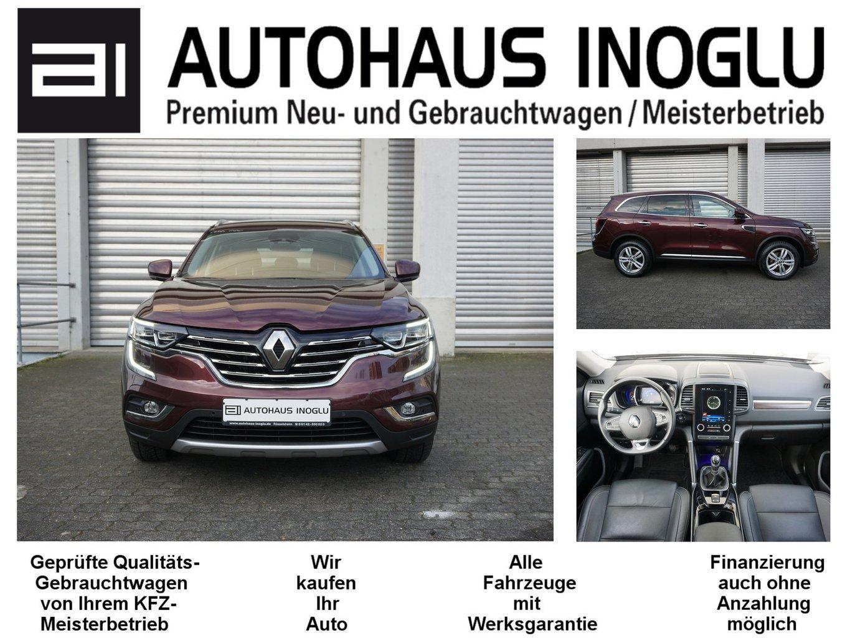 Renault Koleos 2.0 DCI Intens 4x4 Navi LED Leder SHZ Euro6, Jahr 2018, Diesel