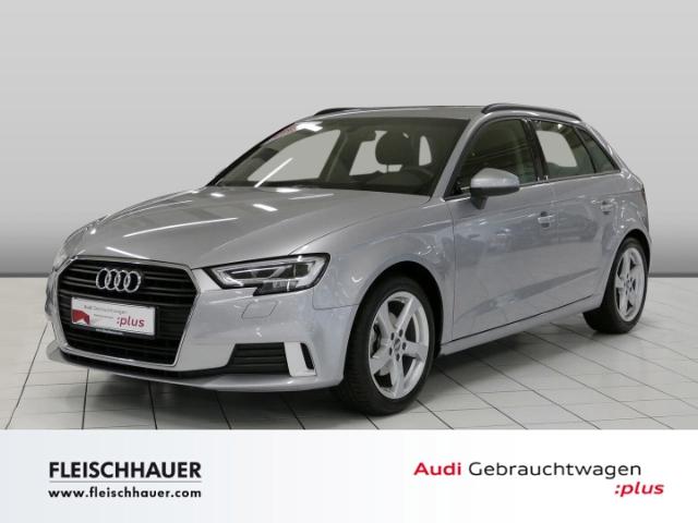 Audi A3 Sportback 30 TDI sport Navi+LED+PDC+connect+Telefon, Jahr 2019, Diesel