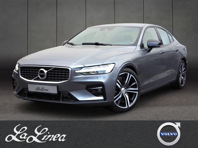 Volvo S60 T5 R-Design NP:47.330,-/BLIS/ACC/KEYLESS, Jahr 2019, Benzin