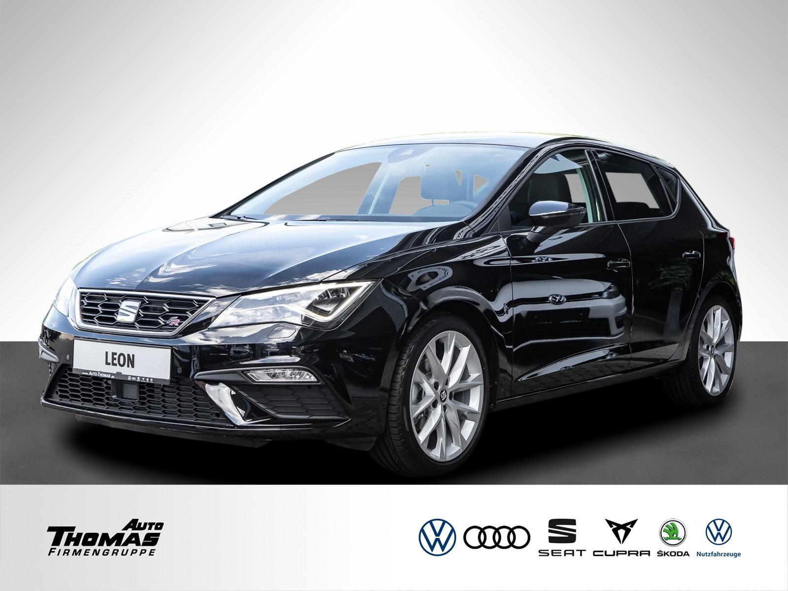 Seat Leon FR 1.5 TSI ACT DSG+VIRTUAL COCKPIT+NAVI+, Jahr 2020, Benzin