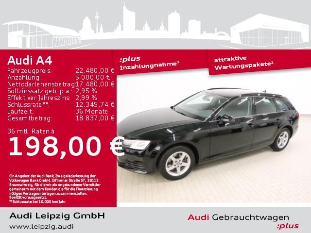 Audi A4 1.4 TFSI Avant basis *S tronic*Businesspaket*, Jahr 2018, Benzin
