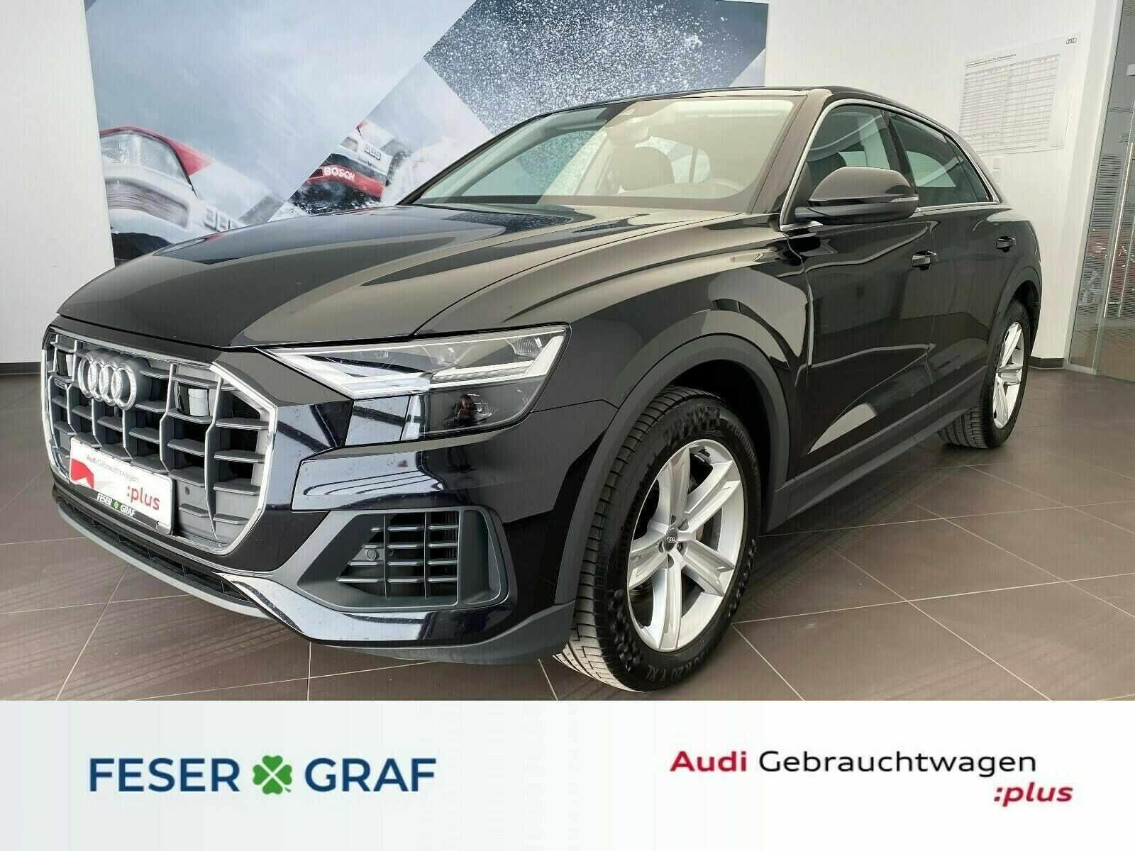 Audi Q8 50 TDI quattro - Luft - Kamera - ACC - AHK, Jahr 2019, Diesel