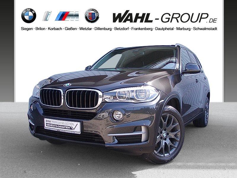 BMW X5 xDrive30d Head-Up Aktivlenkung LED RFK AHK, Jahr 2015, diesel