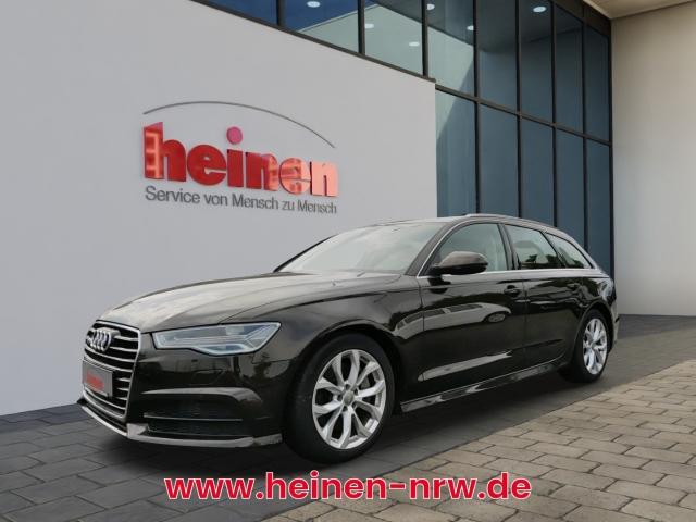Audi A6 2.0 TFSI AVANT QUATTRO MATRIX LED NAVI PDC, Jahr 2017, Benzin