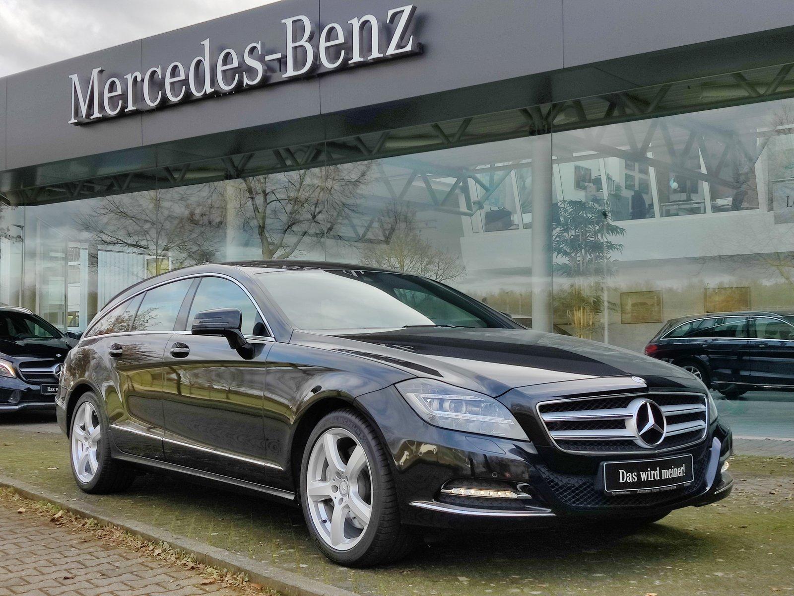 Mercedes-Benz CLS 350 CDI SB|Harmon&Kard.|Comand|LED|Sitzklima, Jahr 2014, Diesel