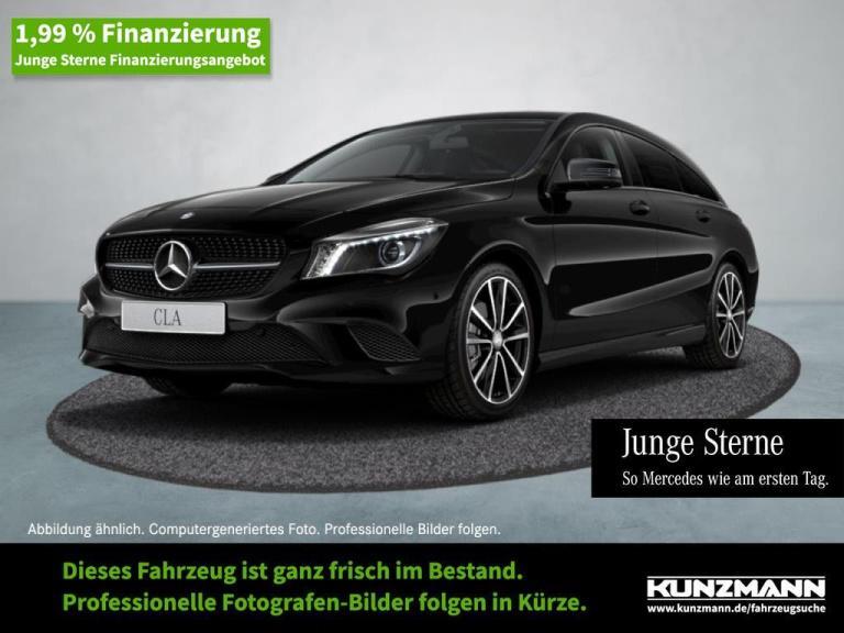 Mercedes-Benz CLA 220 CDI SB Urban Night Navi Bi-Xenon ParkA., Jahr 2015, Diesel