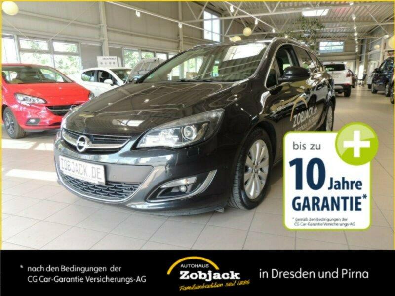 Opel Astra-J ST Exklusiv 1.6 CDTI,Navi,Standhzg., Jahr 2015, Diesel