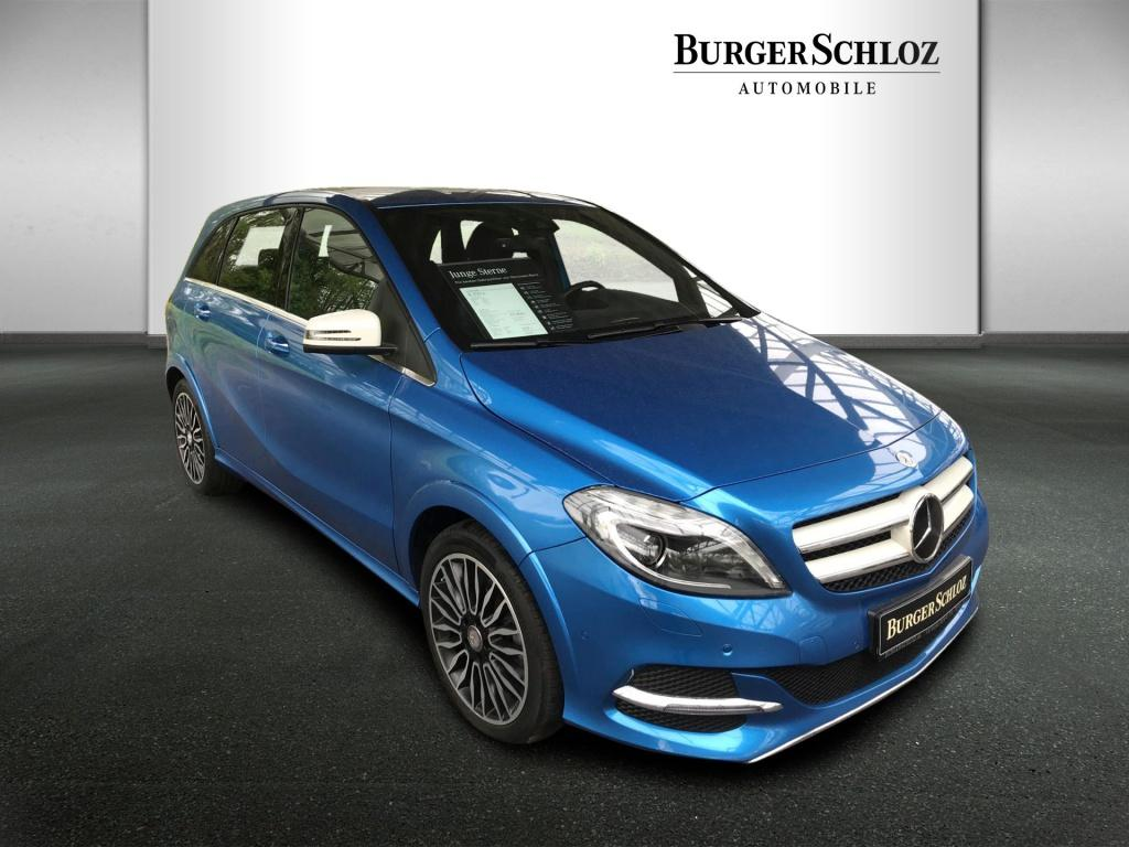 Mercedes-Benz B 250 e Spur-P./Kamera/Navi/PDC, Jahr 2016, Elektro