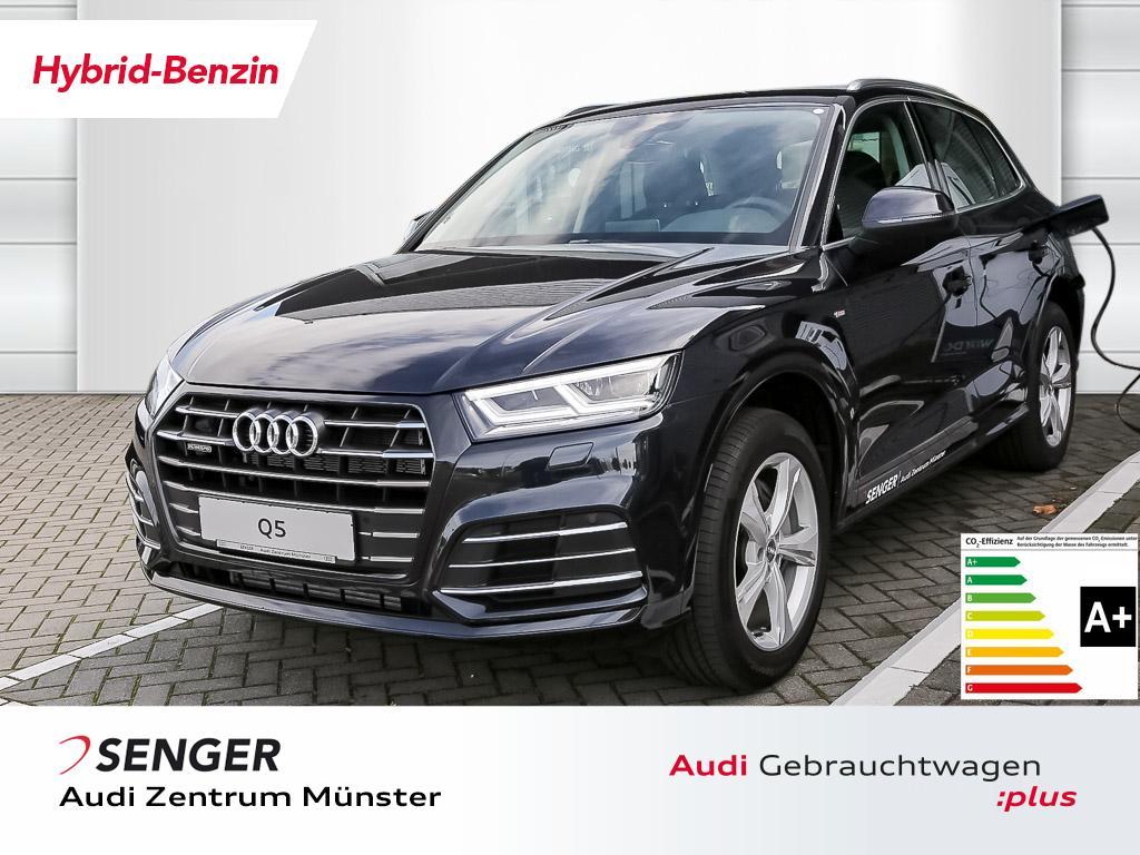 Audi Q5 55 TFSI e quattro S tronic Kamera Navi LED, Jahr 2020, Hybrid