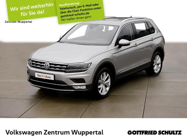 Volkswagen Tiguan 2,0 TSI Highline 4M DSG NAVI LED SHZ PDC LM, Jahr 2016, Benzin