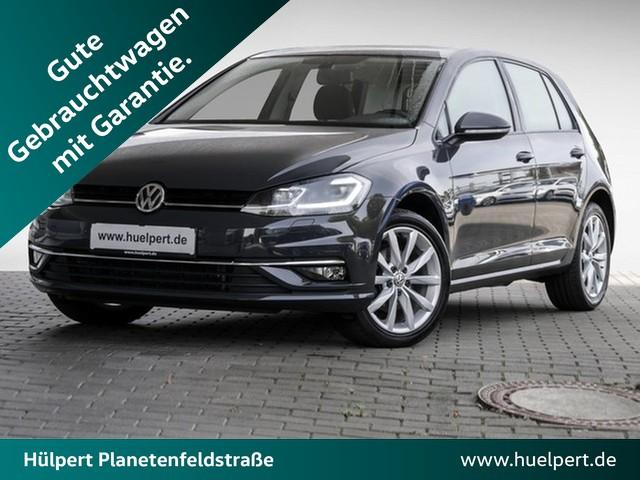 Volkswagen Golf 2.0 TDI Highline LED NAVI AHK ACC ALU17 PDC, Jahr 2019, Diesel