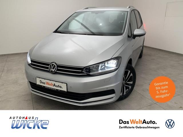 Volkswagen Touran 1.5 TSI United 7.Sitzer Navi Klima SHZ, Jahr 2020, Benzin