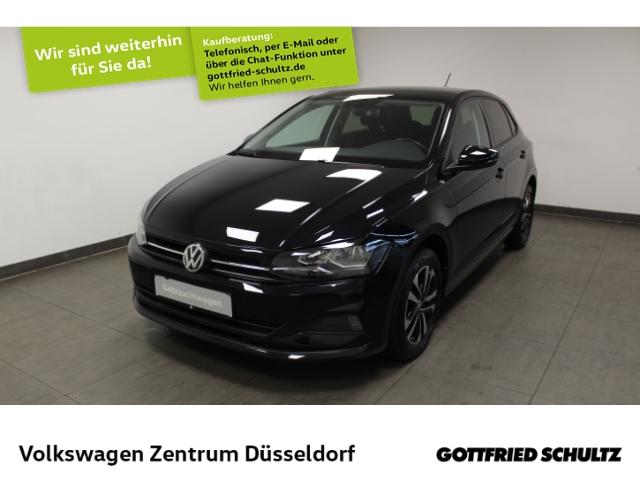 Volkswagen Polo IQ.Drive 1.0 TSI *SHZ*GRA*ParkAssist*FSE*, Jahr 2019, Benzin