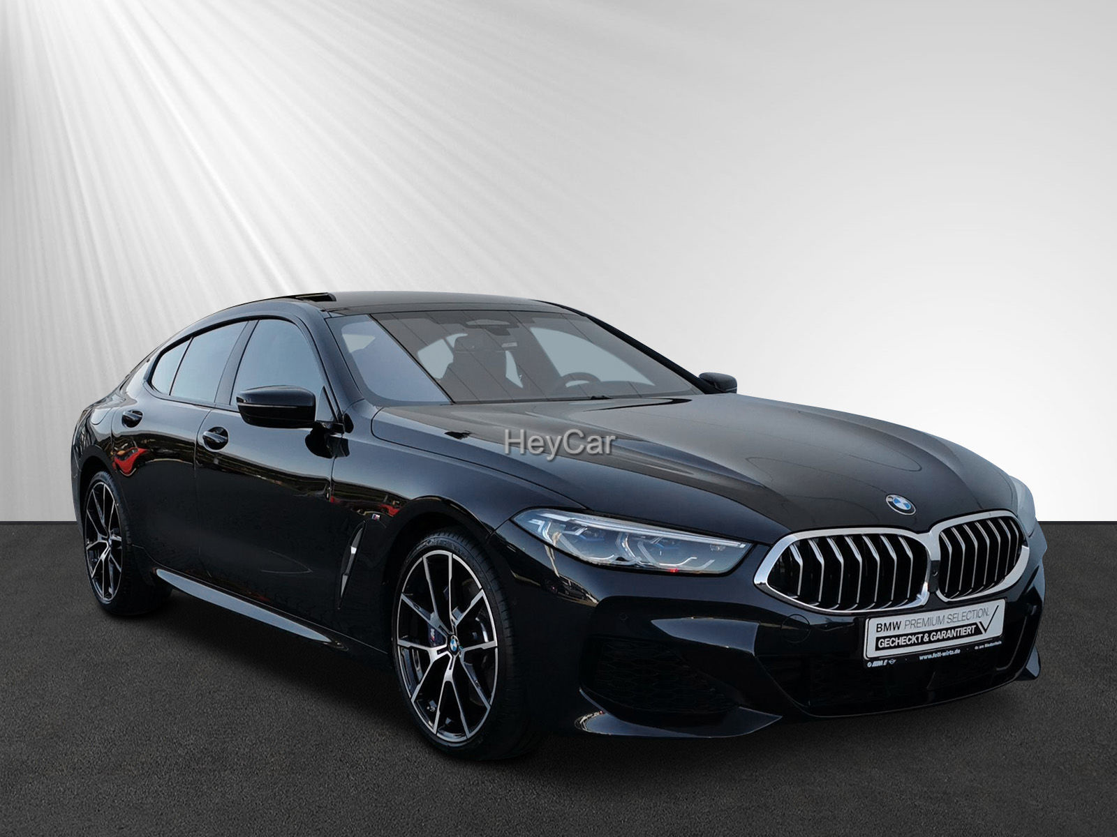 BMW 840i xDrive GC M-Sport Leas. ab 899,-- br.o.Anz., Jahr 2019, Benzin