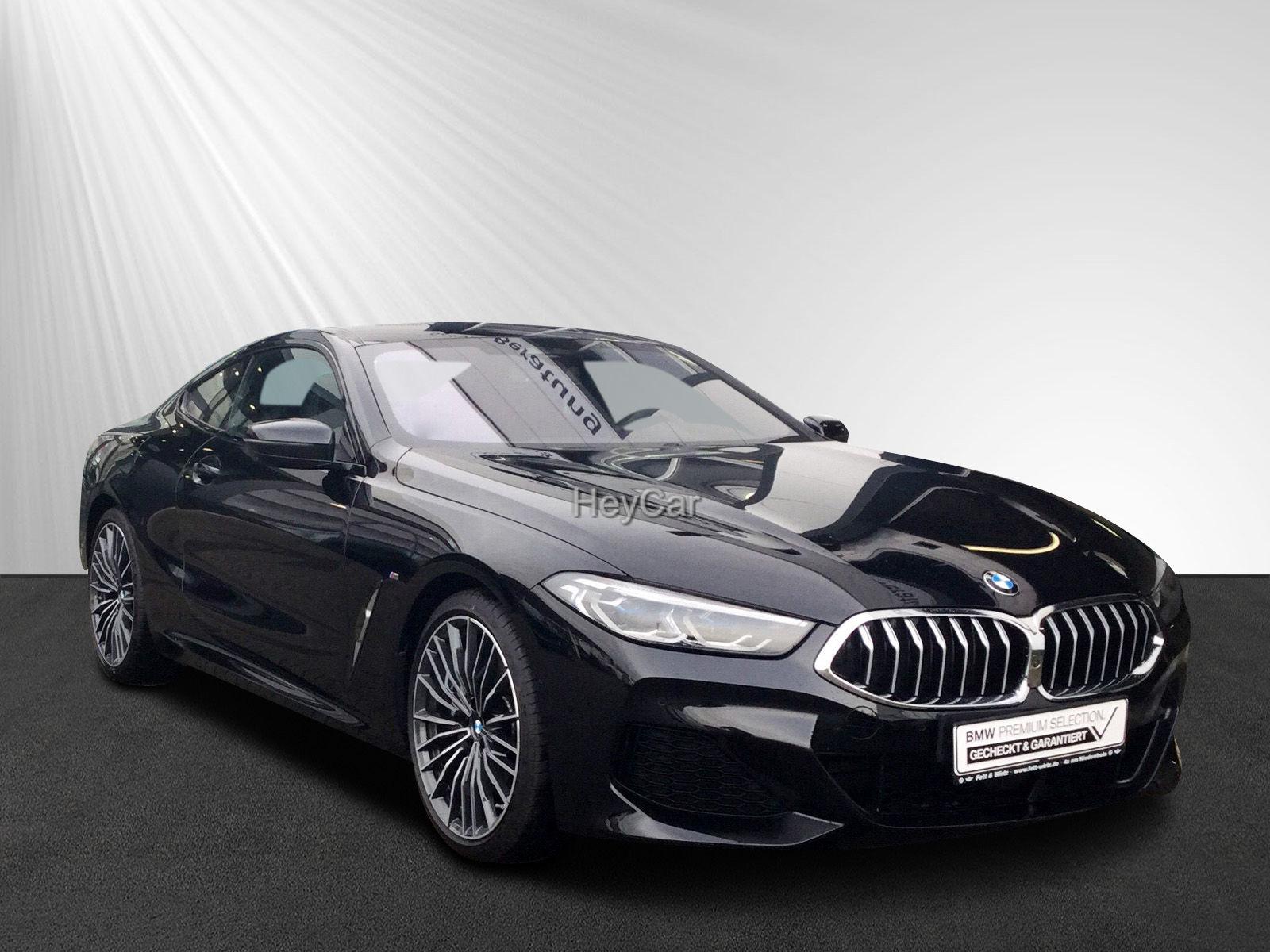 BMW 840d xDrive Coupe M-Sport Leas. ab 799,- br.o.Az, Jahr 2018, Diesel