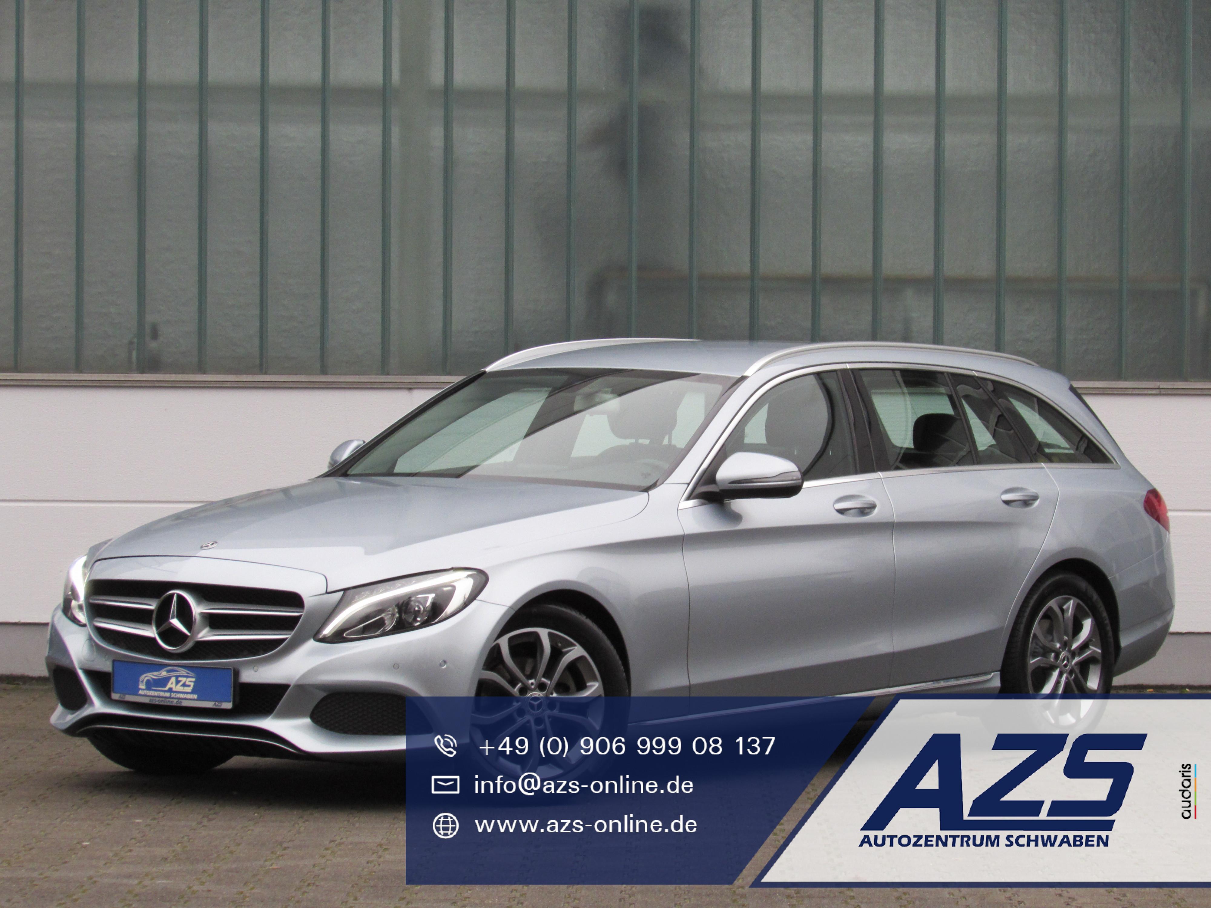 Mercedes-Benz C 180 CDI | Navi | AZS-SICHERER-ONLINE-KAUF, Jahr 2017, Diesel