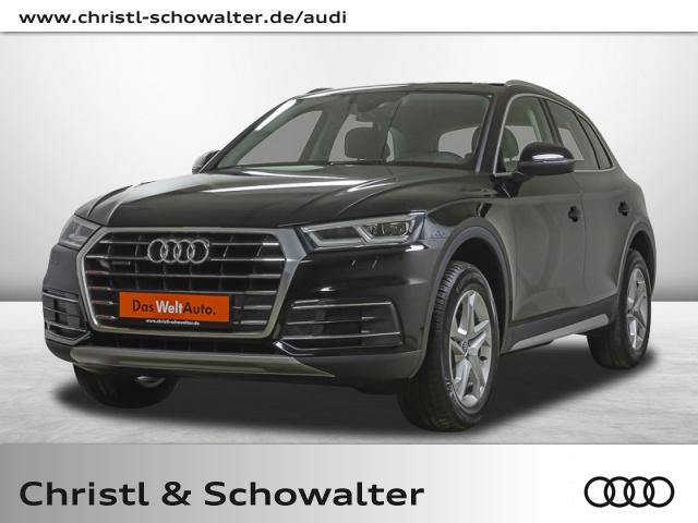 Audi Q5 design 2.0 TDI quattro S tronic LED Navi Klima, Jahr 2017, Diesel