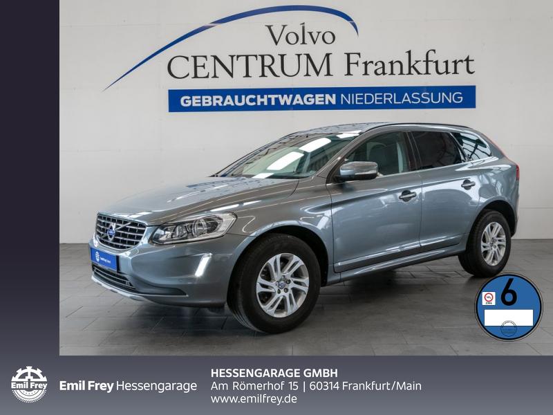 Volvo XC60 D4 Momentum Navi PDC v+h Familien-Paket, Jahr 2016, Diesel